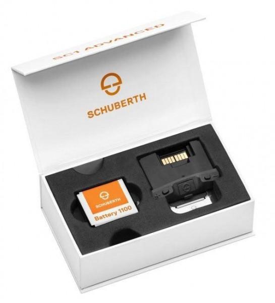 Schuberth - SC1 Standard Kommunikationssystem für C4 / R2