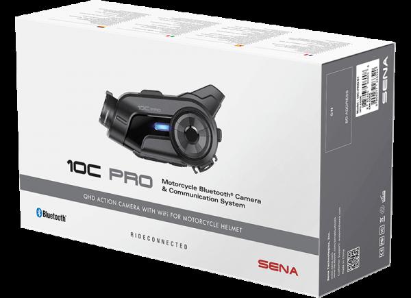Sena - 10C - Pro Headset und Kamera Kommunikationssystem