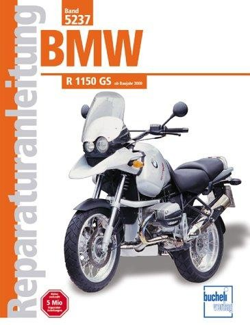 Reparaturanleitung BMW R 1150 GS
