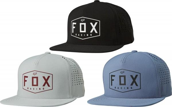 Fox - Crest Snapback Hat / Cap