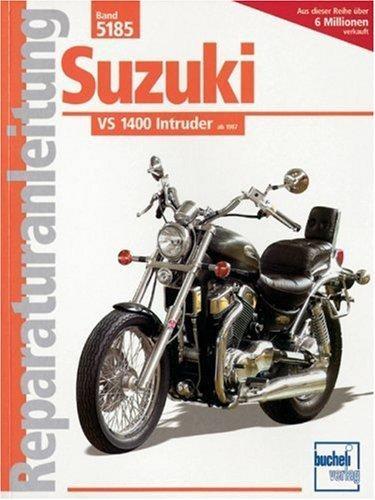 Reparaturanleitung Suzuki VS 1400 Intruder
