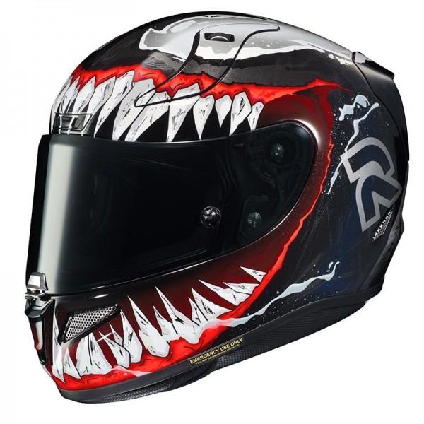 HJC - RPHA 11 Venom II Marvel Integralhelm MC1