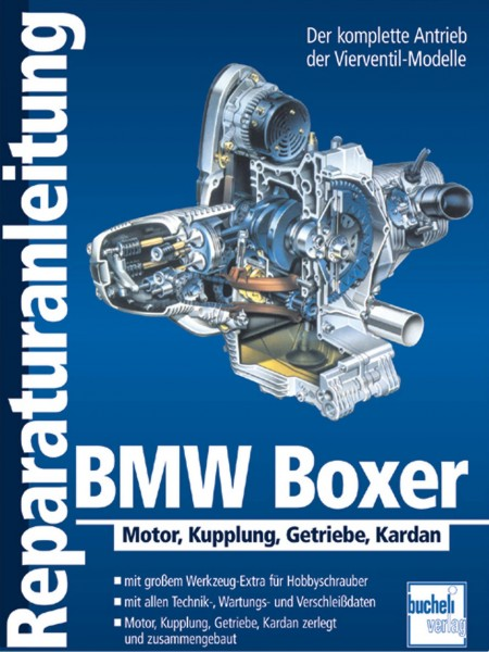 Reparaturanleitung - BMW Boxer 2. Generation ab 2004