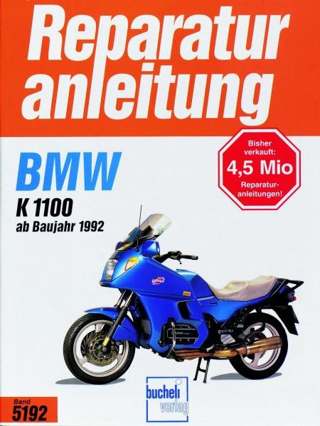 Reparaturanleitung - BMW K 1100, Baujahr 1992-1999