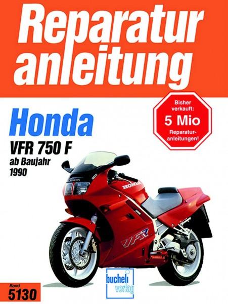 Honda VFR 750 F - Ab Baujahr 1990
