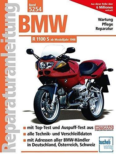 Reparaturanleitung BMW R 1100 S: ab Modelljahr 1998