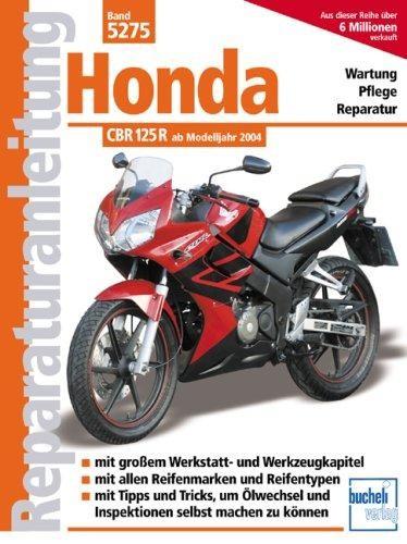 Reparaturanleitungen Honda CBR 1100 XX