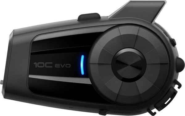 Sena - 10C Evo Kamera und Bluetooth Kommunikationssystem