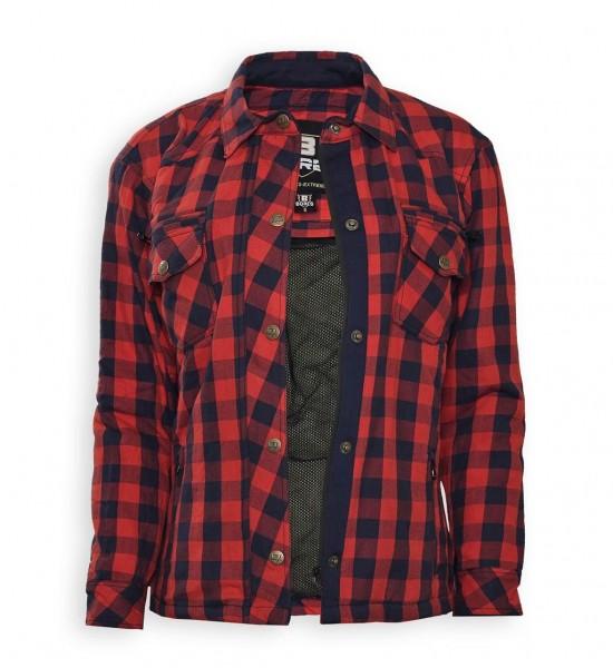 Bores Lumberjack Damen Jacken-Hemd