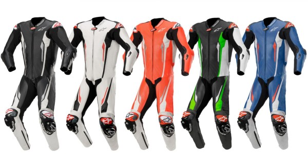 Alpinestars - Racing Absolute 1-Teilige Lederkombi Tech-Air Kompatibel