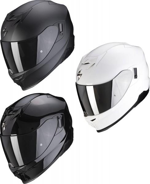 Scorpion - EXO-520 Air Solid Integralhelm