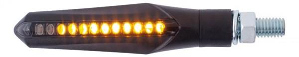 X-LED Blinker Set (4 Stück) IND-60 Sequentiell mit Laufeffekt