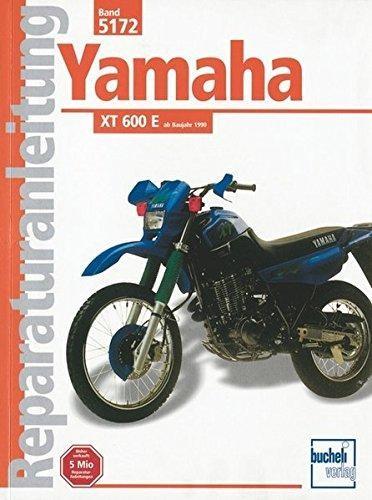 Reparaturanleitung Yamaha XT 600 E ab 1990