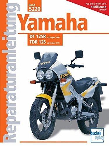 Reparaturanleitung Yamaha DT 125 R / TDR 125