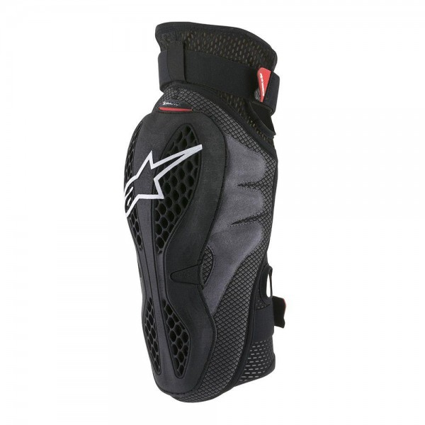 Sequence Knee Protector Blk/Red