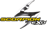 Scorpion EXO-1200 / EXO-510 AIR Sonnenblende Stark getönt