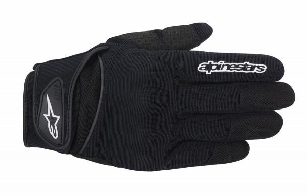 Alpinestars - Spartan Motorrad – Handschuhe schwarz