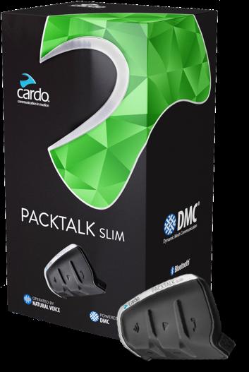 Cardo - Packtalk Slim Kommunikationssystem