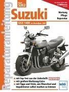 Reparaturanleitung Suzuki GSX 1400