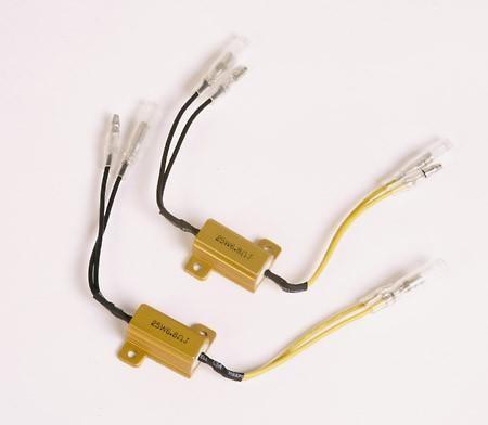 Shin Yo - Leistungswiderstand 25 W- 6,8 Ohm mit Kabel