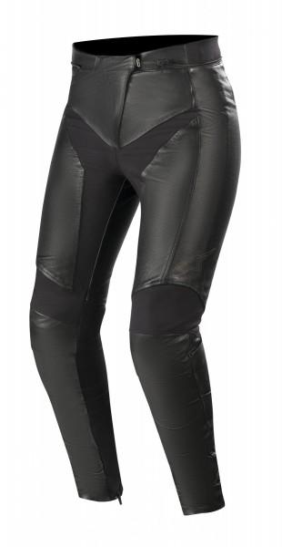 Alpinestars - Vika V2 Frauenlederhose - Black