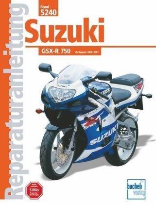 Reparaturanleitung Suzuki GSX-R 750