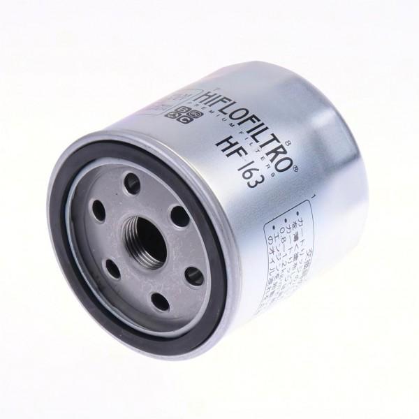 Ölfilter Hiflo HF163 Silber