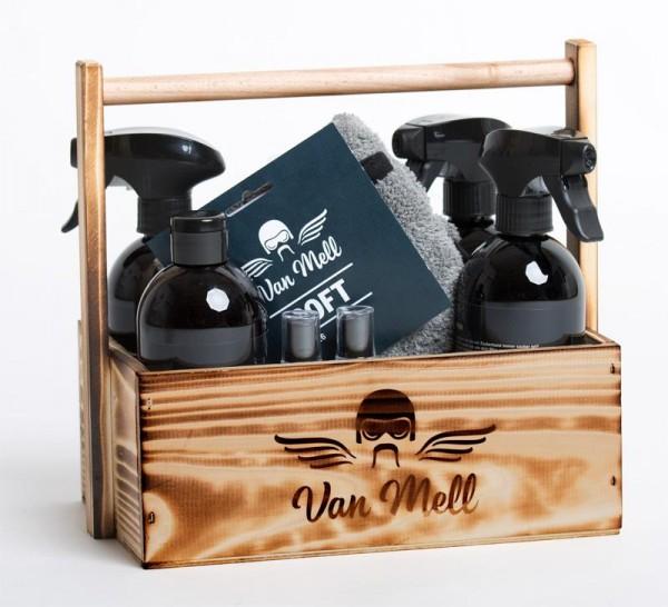 Van Mell - Biker Handtasche Reinigungs - Set