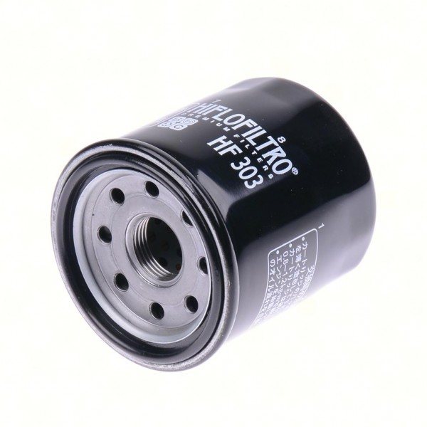 Ölfilter Hiflo HF303 Schwarz