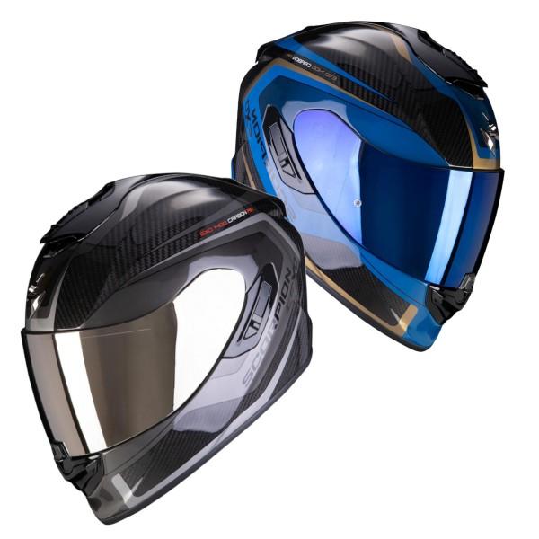 Scorpion - EXO-1400 Air Carbon Esprit Integralhelm