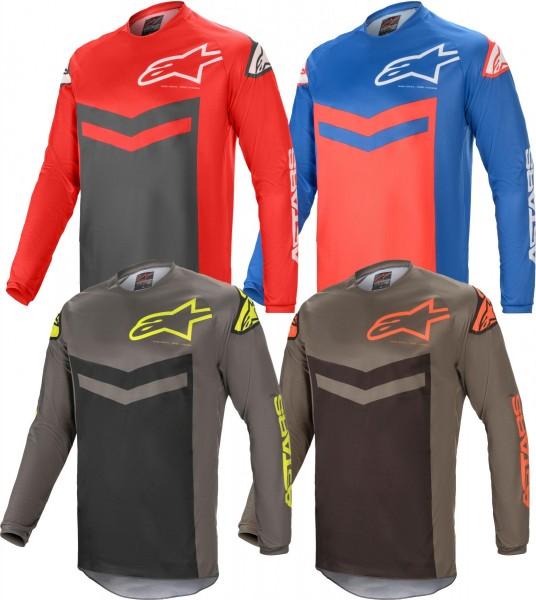 Alpinestars - Fluid Speed Jersey Crosstrikot