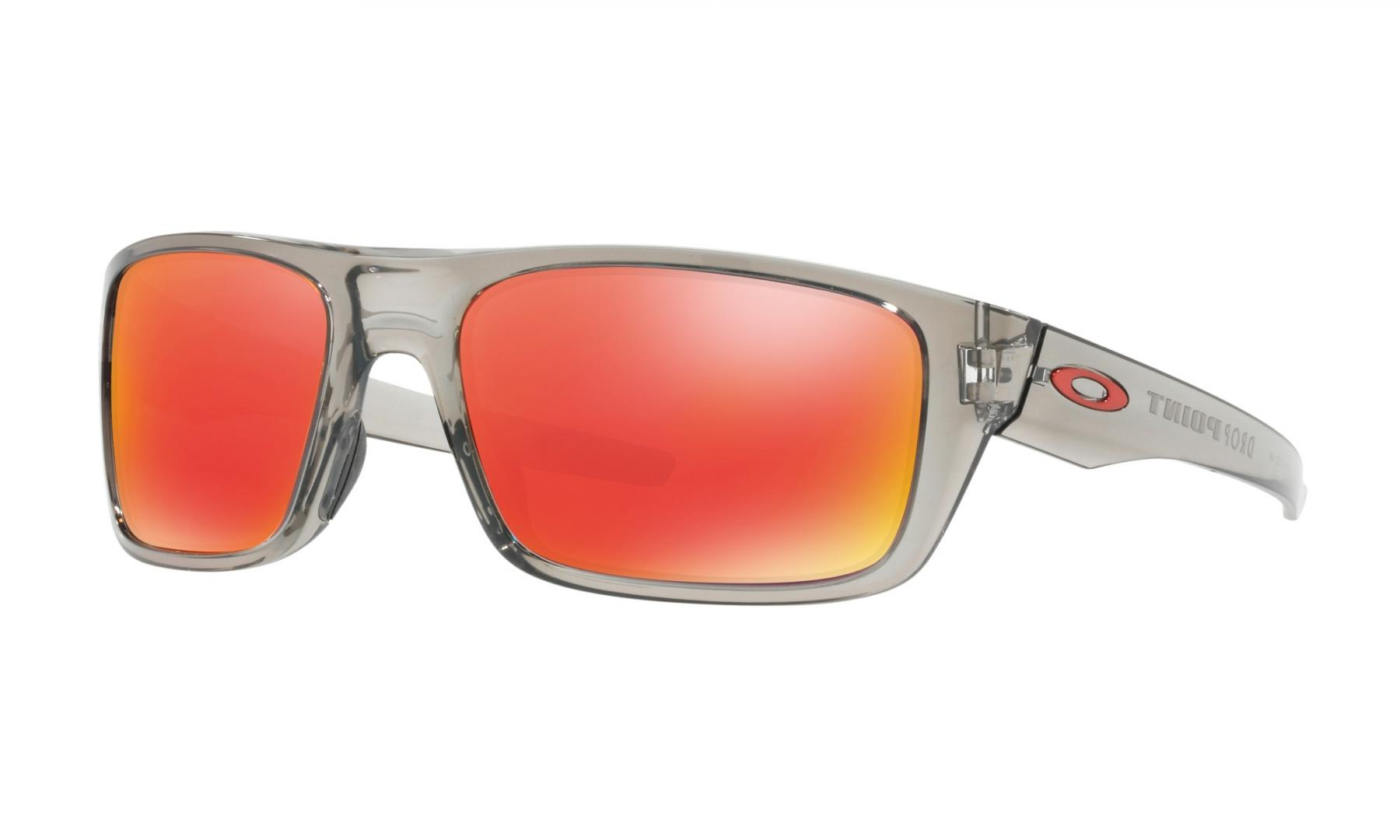 Oakley Drop Point - Polished Black - Gr. 60 k60t6