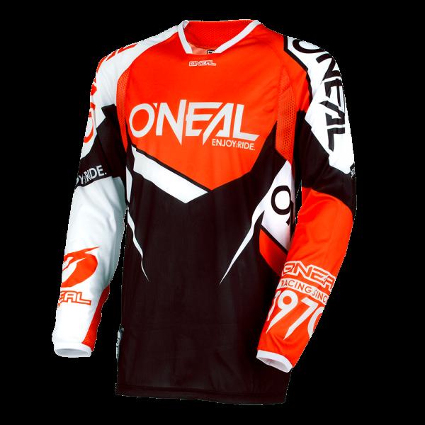O'Neal - Hardwear Flow True Orange / Weiss Jersey