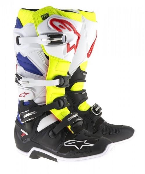Alpinestars Tech 7 Cross Stiefel