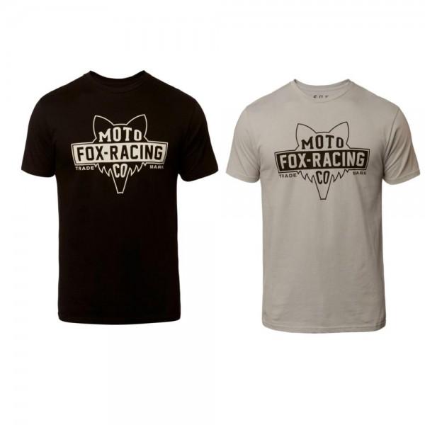 Fox - Flat Head SS Premium T-Shirt