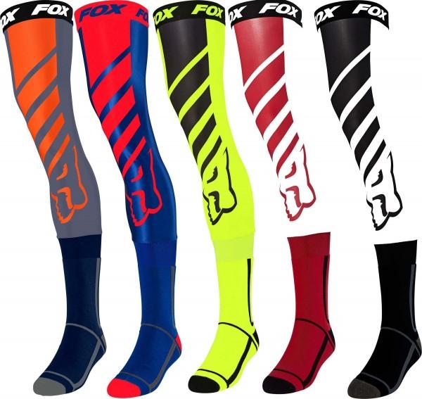 Fox - Mach One Knee Brace Socken