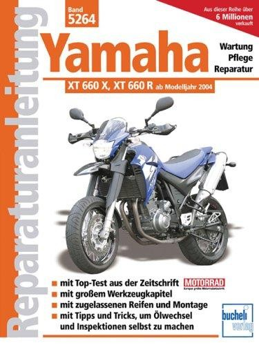 Reparaturanleitungen Yamaha XT 660 X / XT 660 R