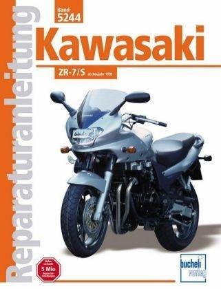 Reparaturanleitung Kawasaki ZR-7/S ab 1999