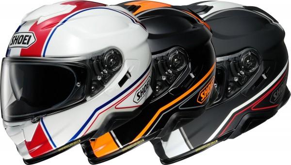 Shoei - GT-Air II Panorama Integralhelm