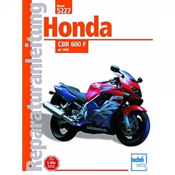 Reparaturanleitung Honda CBR 600 F 1999 und 2000