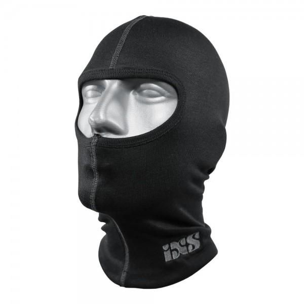 IXS - Sturmhaube Comfort 1.0 Schwarz
