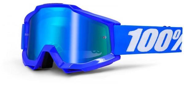 100% Accuri Reflex Blue/ Mirror Blue