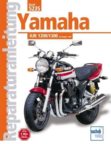 Reparaturanleitung Yamaha XJR 1200 / 1300