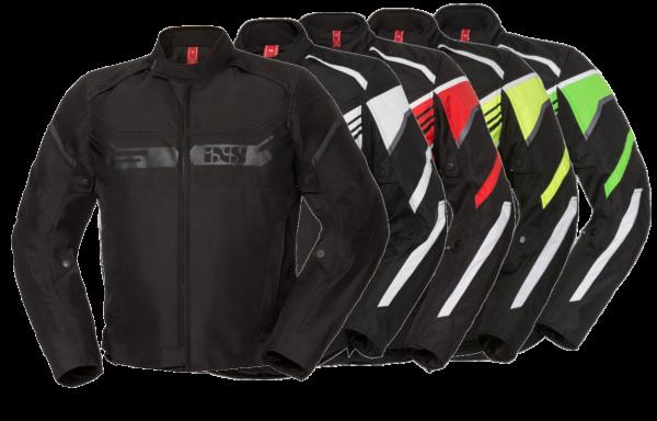 IXS - RS-400-ST Sport Motorrad - Jacke