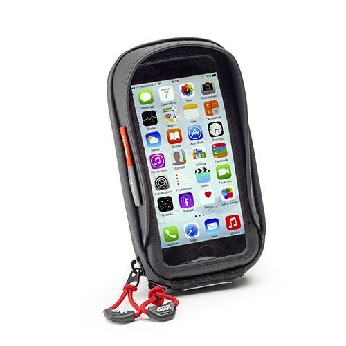 Givi - Smartphone Tasche inkl. Lenkerhalter - für I-Phone 6 / Samsung A5