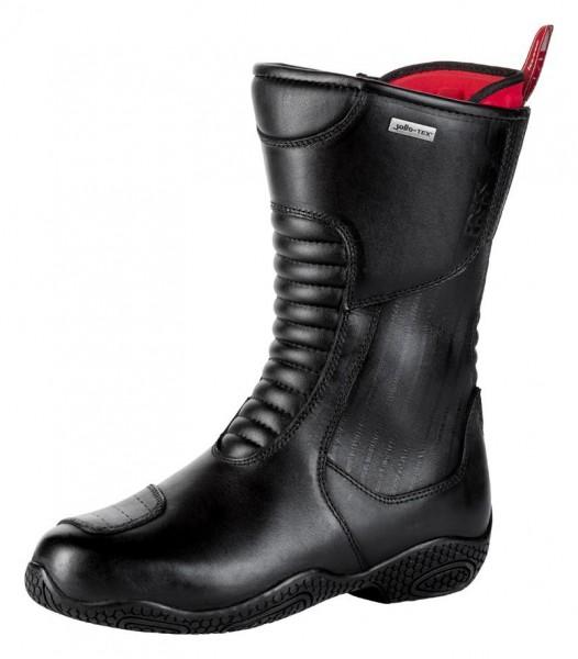 Tour Damen Stiefel Comfort-ST schwarz