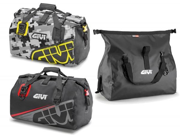Givi - Easy-T Bag Waterproof Gepäckrolle mit Tragegurt 40L