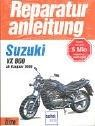 Reparaturanleitung Suzuki VX 800 (ab 1990)