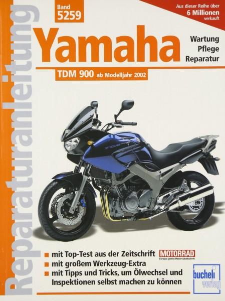 Reparaturanleitung Yamaha TDM 900