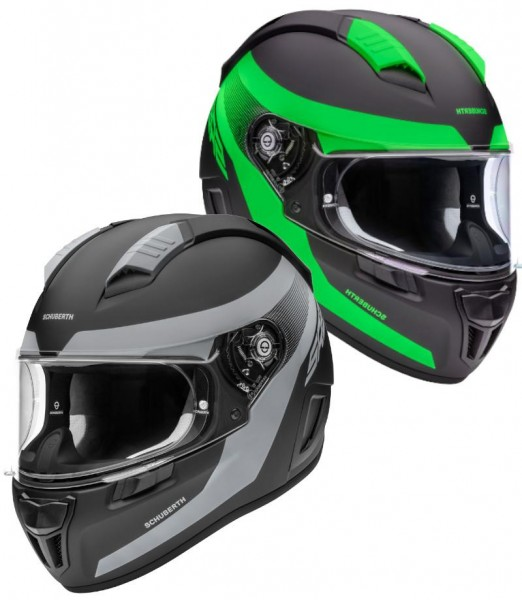 Schuberth - SR2 Resonance Integralhelm